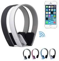 Wireless bluetooth stereo headset