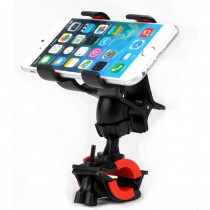 Motorcycle Bicycle Bike Handlebar Mount Holder Universal For Cell Phone GPS