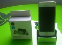 Iphone USB Data Charger Cradle Dock Docking Station